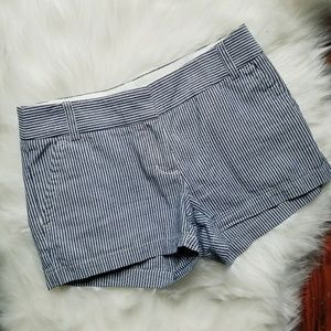 J.Crew Railroad Shorts